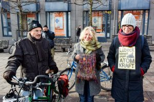 Carl Howe, Katja Mentz, Antje Jansen