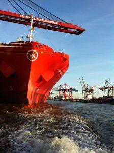 (c) Katja Mentz Hamburger Hafen